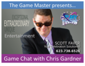 Game Chat With Chris Gardner, EMail